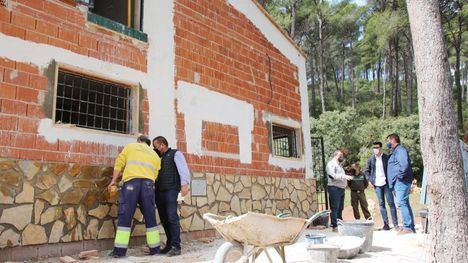 FOT. 121.000 euros en adecuar la BriFor de Sierra Espuña