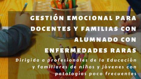 D'Genes organiza un taller de gestión emocional el 4 de mayo