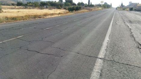 Totana adjudica las obras de reparación de su tramo de la N-340