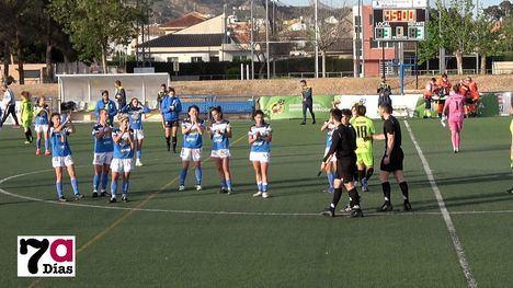 VÍDEO El Alhama CF repite empate contra el CD Pozoalbense (3-3)