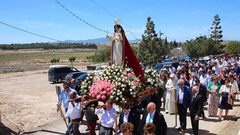 V/F Recordando las fiestas patronales de Las Cañadas