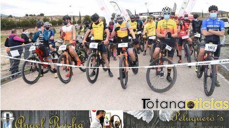 FOTOS La Bike Maratón Ciudad de Totana reúne a 300 deportistas
