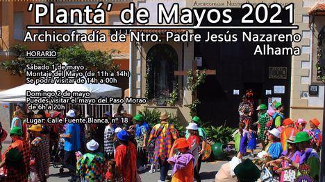 El Paso Morao 'se apunta' a la fiesta de los Mayos