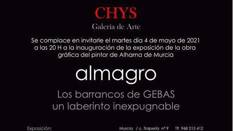 VÍD. Los barrancos de Gebas inspiran la nueva colección de Almagro