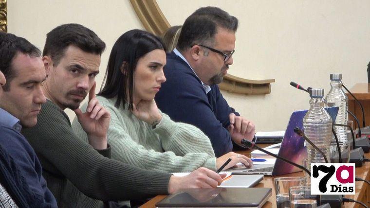 El PP critica el 'abuso del rodillo' del PSOE en el pleno