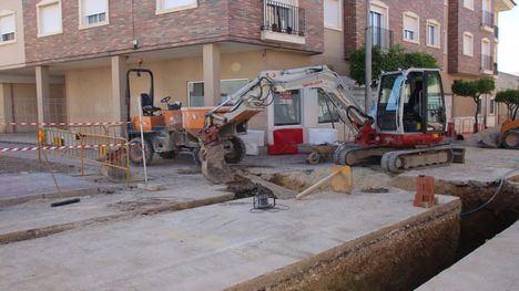 V/F Más de 800.000 euros en renovación de redes de agua