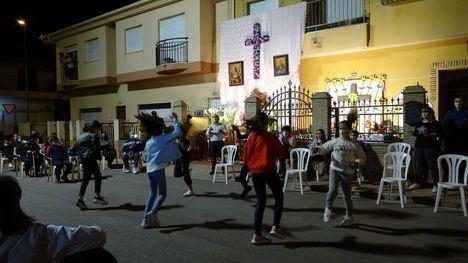 VÍDEO Emocionante regreso del Villa de Alhama con su Cruz