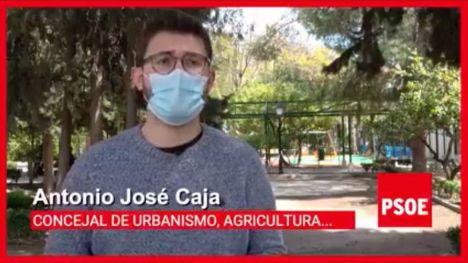 VÍDEO El PSOE critica que el PP no tenga un proyecto para Alhama