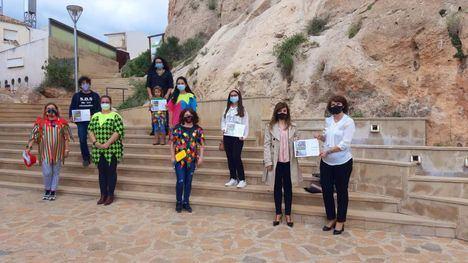 FOT. Entrega de premios Los Mayos'21 para los comerciantes