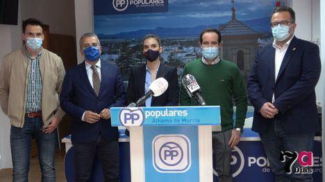 """El PP critica a PSOE y a Guevara por su """"falta de miras"""" sobre el trasvase"""