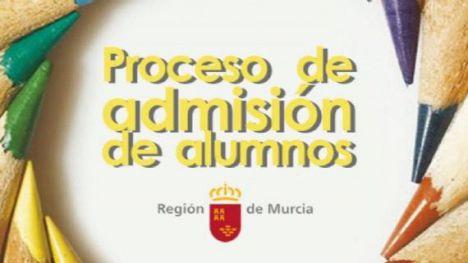 Calendario de admisión y matrículas de Educación de Adultos