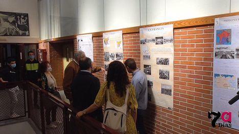 VÍD. Homenaje en Alhama a los españoles víctimas del nazismo