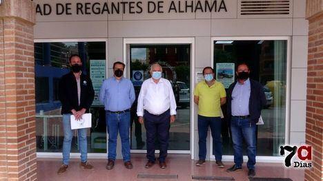 VÍD. Los Regantes se movilizan contra la reforma del Trasvase