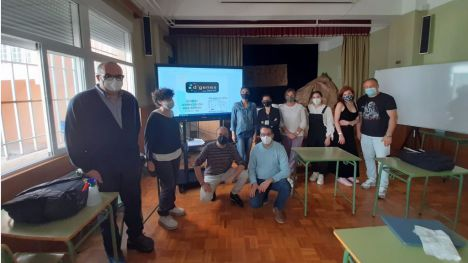Profesores del Valle de Leiva se forman en Enfermedades Raras