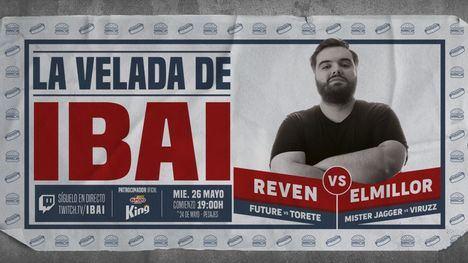 ElPozo KING, patrocinador de 'La velada de Ibai'