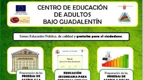 El centro de adultos Bajo Guadalentín inicia un nuevo curso