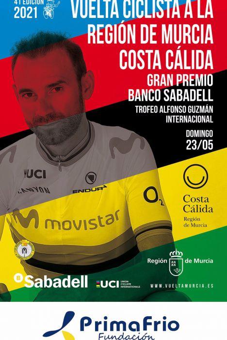 Fund. Primafrio renueva su compromiso con la Vuelta Ciclista a la Región de Murcia