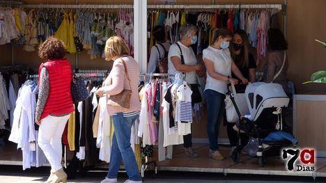 VÍD. Arranca el Comercio en la Calle más esperado