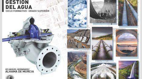 Las inscripciones para la FP de Gestión del Agua se abre el 1 de junio