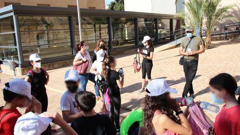 FOTOS Los escolares de Alhama disfrutan del Día de los Museos