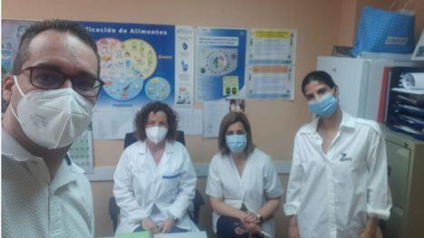 D'Genes busca la colaboración con el Centro de Salud