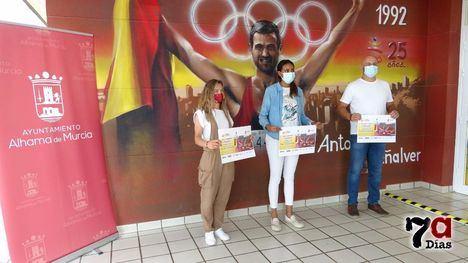 VÍD. Una importante cita para el atletismo nacional y para Alhama