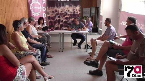 VIDEO Podemos inicia el curso con la mirada en mayo de 2019