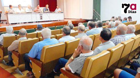 Regantes de Alhama solicitarán entre 6 y 8 Hm3 de Valdelentisco