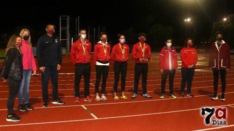 FOTOS Segundo puesto para los atletas murcianos en Alhama