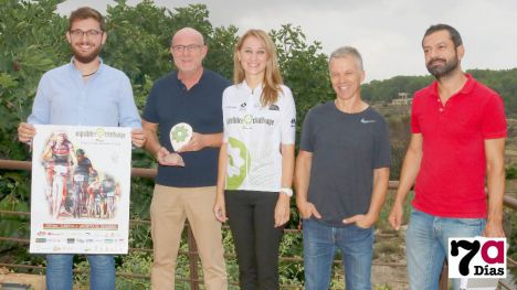 VÍDEO El Berro acoge Espubike, la única ultramaratón de Murcia