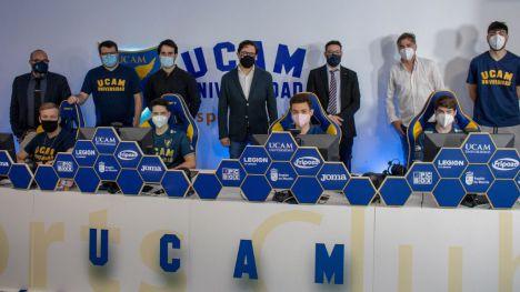 Fripozo se convierte en el nuevo patrocinador de UCAM Esports Club