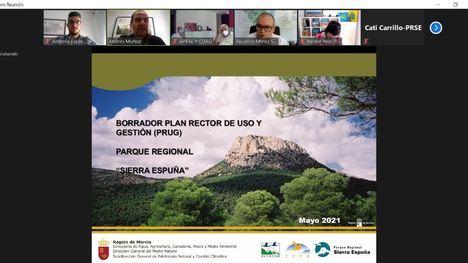 El Parque Regional de Sierra Espuña trabaja en nuevos planes