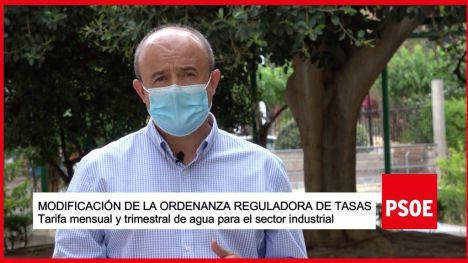 VÍD. El PSOE critica el