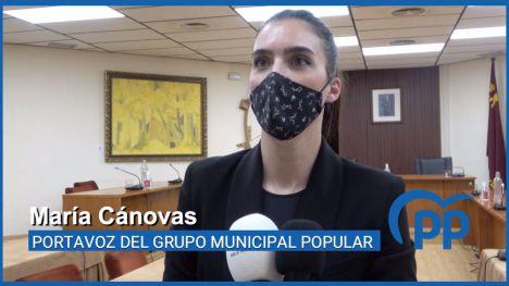 PP critica que PSOE siga negando el vandalismo en la zona del Castillo