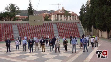 VÍD. Los populares alhameños celebran una Junta Directiva abierta