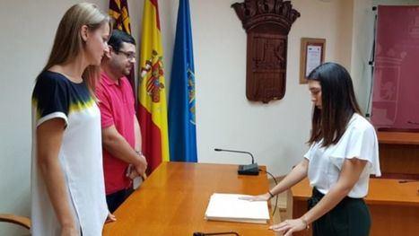 FOTOS Ana Ortega, tesorera provisional del Ayuntamiento