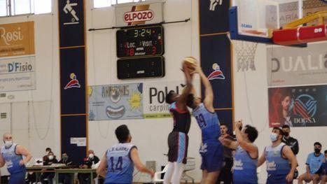 Nueva victoria del Pololo & Rosi en Cartagena (58-82)