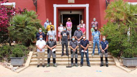 FOT. La plantilla del Ayuntamiento crece con 14 empleados