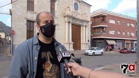 VÍD. Elecciones en el Paso Negro: M. Ángel Redondo, a la reelección
