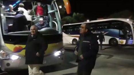 Alhama se suma a la manifestación de los regantes en Madrid