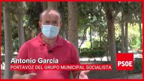 VÍD. PSOE destaca las mejoras que traerá el contrato de basura