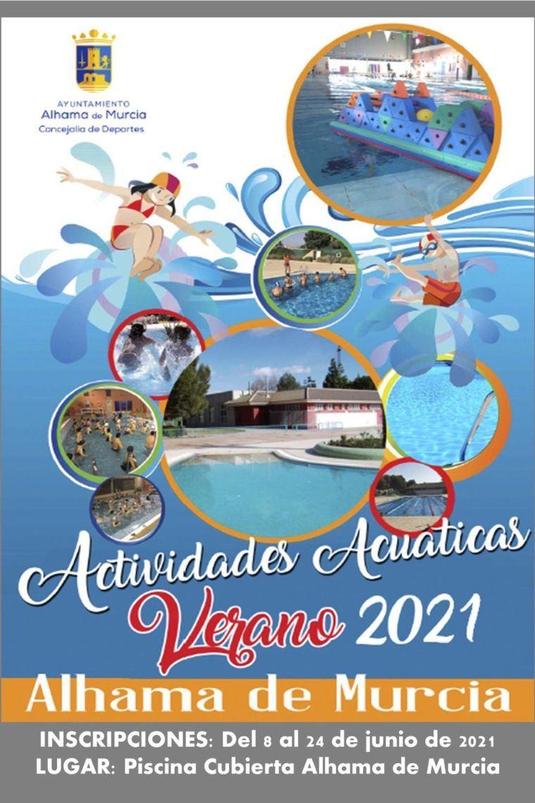 Alhama abre la piscina de verano el próximo sábado 26 de junio