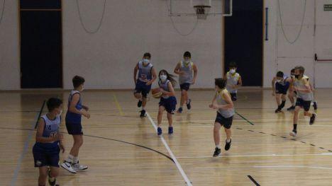 Los alevines se llevan la victoria ante el Molina Basket (68-46)