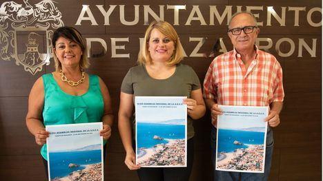 La AECC de la Región celebra su asamblea anual en Mazarrón