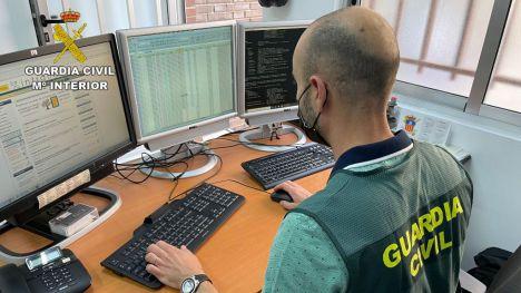 La Guardia Civil alerta de estafas a través de páginas web