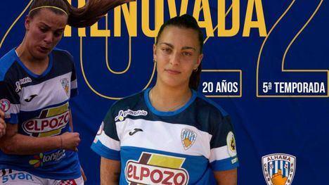 FOT. El Alhama CF ElPozo anuncia tres renovaciones más