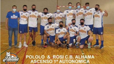 Los Pololo & Rosi se ganan el ascenso en San Javier (62-82)