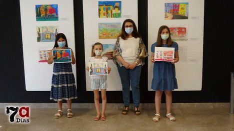 FOTOS Entrega de premios a las pinturas más 'rápidas'