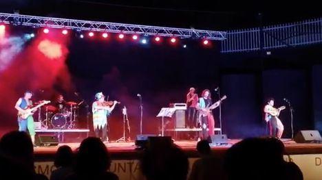 VÍD. Espectacular concierto de Malvariche en Molina de Segura