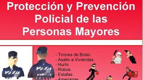 El policía tutor ofrece una charla informativa en La Costera el día 30